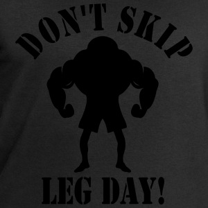 DON'T SKIP LEG DAY! - Men's Sweatshirt by Stanley & Stella