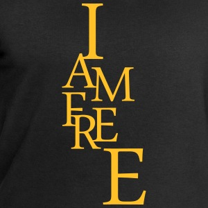 I am free - Men's Sweatshirt by Stanley & Stella