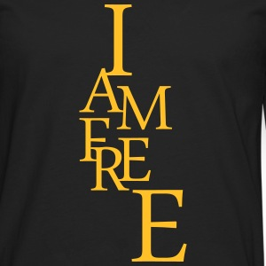 I am free - Men's Premium Longsleeve Shirt