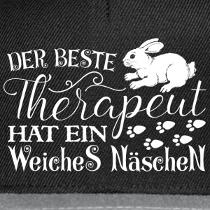 Hase - Therapeut  - Snapback Cap
