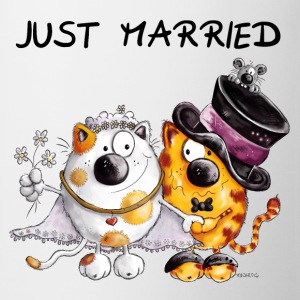 Just Married  Aprons - Mug