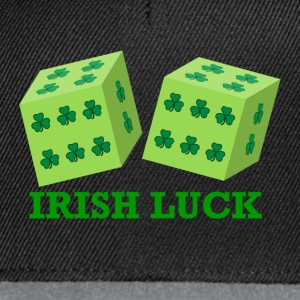Irish Luck  - Snapback Cap