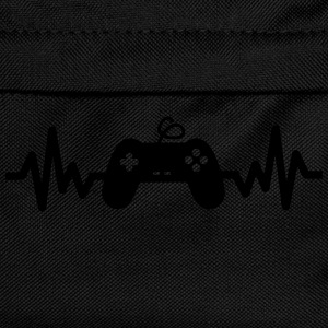 Gaming is life, geek,gamer,nerd - Kinder Rucksack