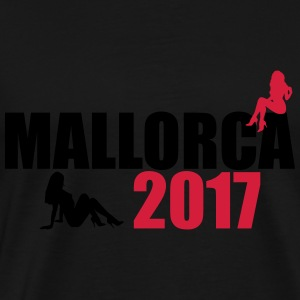 Mallorca 2017  - Men's Premium T-Shirt