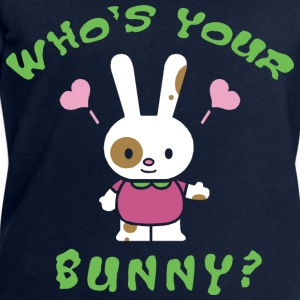Easter Who's Your Bunny - Men's Sweatshirt by Stanley & Stella