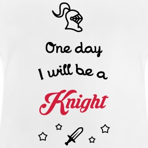 Knight - Baby - Birth - Bébé - Naissance - Boy Shirts - Baby T-Shirt