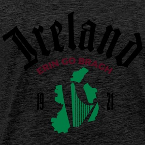Ireland - Erin Go Bragh (Hoodie Version) Pullover & Hoodies - Männer Premium T-Shirt