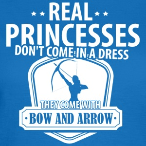 Real Princesses Archer Mugs & Drinkware - Women's T-Shirt