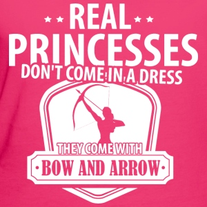 Real Princesses Archer Bags & Backpacks - Women's Organic T-shirt