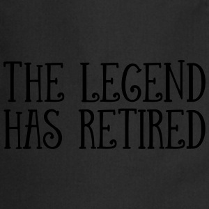 The Legend Has Retired Tee shirts - Tablier de cuisine