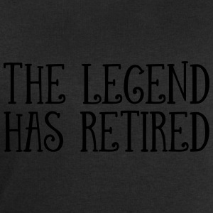 The Legend Has Retired T-shirts - Sweatshirt herr från Stanley & Stella