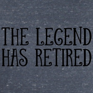 The Legend Has Retired Tee shirts - Sweat-shirt Homme Stanley & Stella