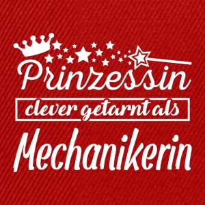 mechanikerin T-Shirts - Snapback Cap