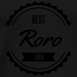 best roro Mugs & Drinkware - Men's Premium T-Shirt