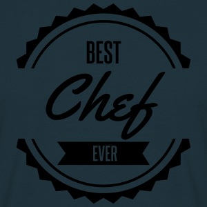 best chef Tabliers - T-shirt Homme