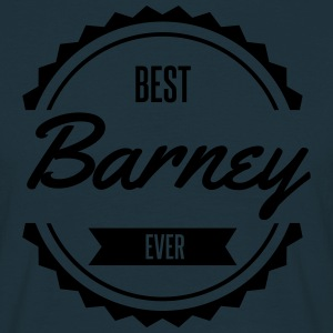 best barney nickame Tabliers - T-shirt Homme