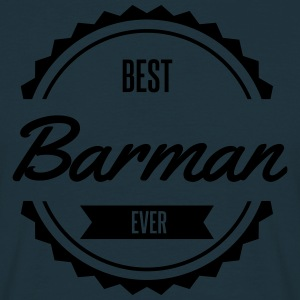 best barman Tabliers - T-shirt Homme