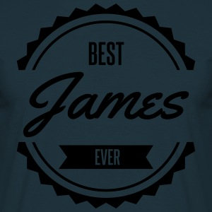 best james nickname Tabliers - T-shirt Homme