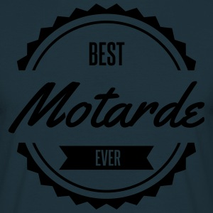 best motarde Tabliers - T-shirt Homme