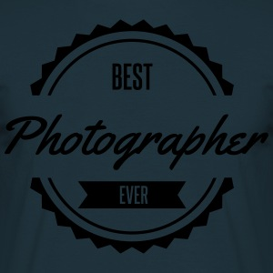 best photographer Tabliers - T-shirt Homme