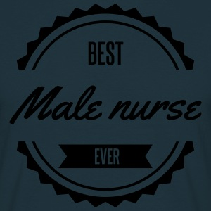 best male nurse infirmier Tabliers - T-shirt Homme