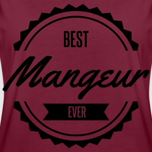 best mangeur gourmand Tabliers - T-shirt oversize Femme