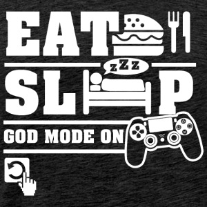 Eat Sleep PS Hoodies & Sweatshirts - Men's Premium T-Shirt