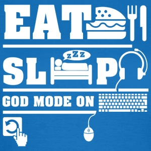 Eat Sleep PC Mugs & Drinkware - Women's T-Shirt