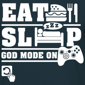 Eat Sleep Hoodies & Sweatshirts - Men's T-Shirt