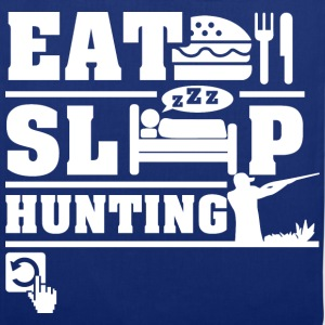 Eat Sleep Hunting Hoodies & Sweatshirts - Tote Bag