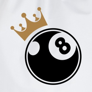8ball T-Shirts - Drawstring Bag