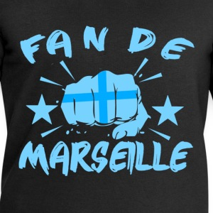 Fan de Marseille Tee shirts - Sweat-shirt Homme Stanley & Stella