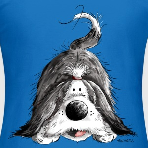Grappig Bearded Collie Sweaters - Vrouwen T-shirt
