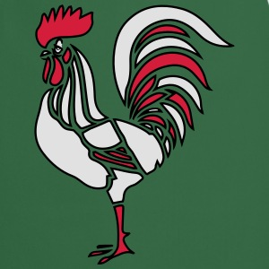 Cock witty stylized T-Shirts - Cooking Apron