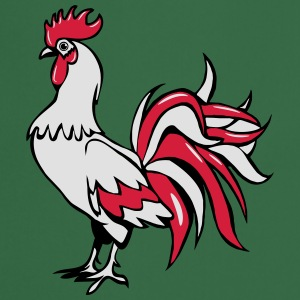 Rooster proud T-Shirts - Cooking Apron