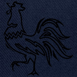 Rooster crow design T-Shirts - Snapback Cap