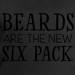 Beards Are The New Six Pack T-Shirts - Männer Sweatshirt von Stanley & Stella