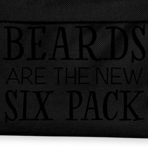 Beards Are The New Six Pack T-Shirts - Kinder Rucksack