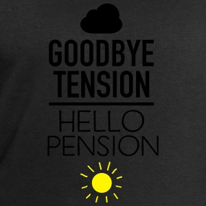 Goodbye Tension - Hello Pension Tee shirts - Sweat-shirt Homme Stanley & Stella