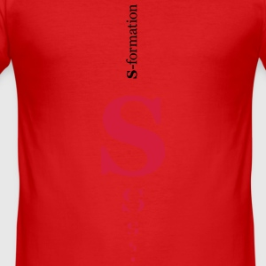 S girl - Männer Slim Fit T-Shirt