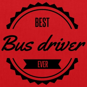 best bus driver chauffeur conducteur Busfahrer Tee shirts - Tote Bag