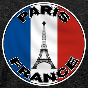 France logo tricolore 9 Sweat-shirts - T-shirt Premium Homme