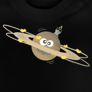 confused saturn T-Shirts - Baby T-Shirt