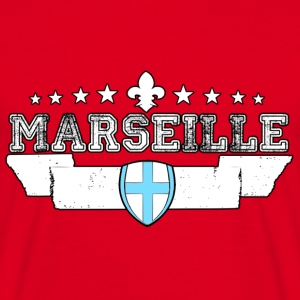 Marseille Sweat-shirts - T-shirt Homme