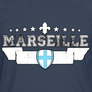 Marseille Tee shirts - T-shirt manches longues Premium Homme