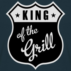 King of the Grill Pullover & Hoodies - Männer T-Shirt