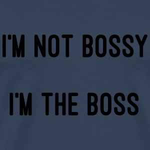 Bossy Long Sleeve Shirts - Men's Premium T-Shirt
