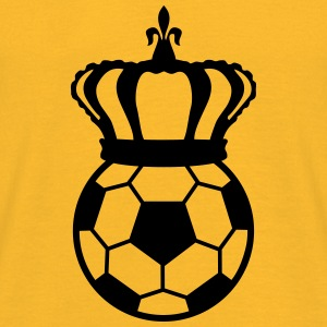 Football, Soccer King Tops - Men's T-Shirt
