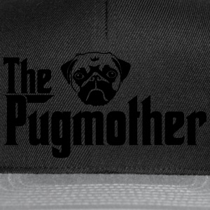 Pugmother Pug \Design for Dog Lovers T-Shirts - Snapback Cap