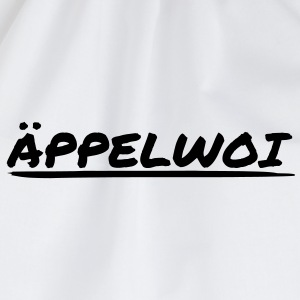 Äppelwoi T-Shirts - Turnbeutel